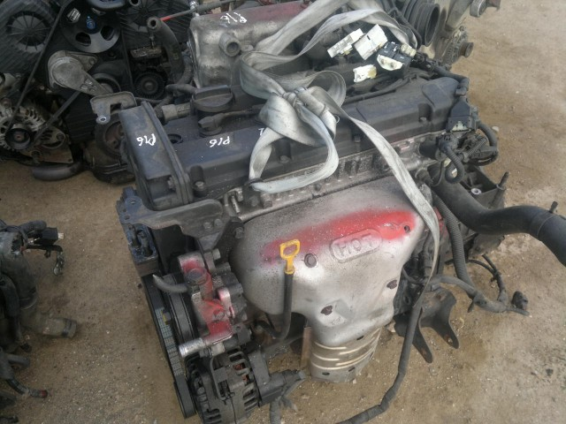 Двигатель G4GC 2.0